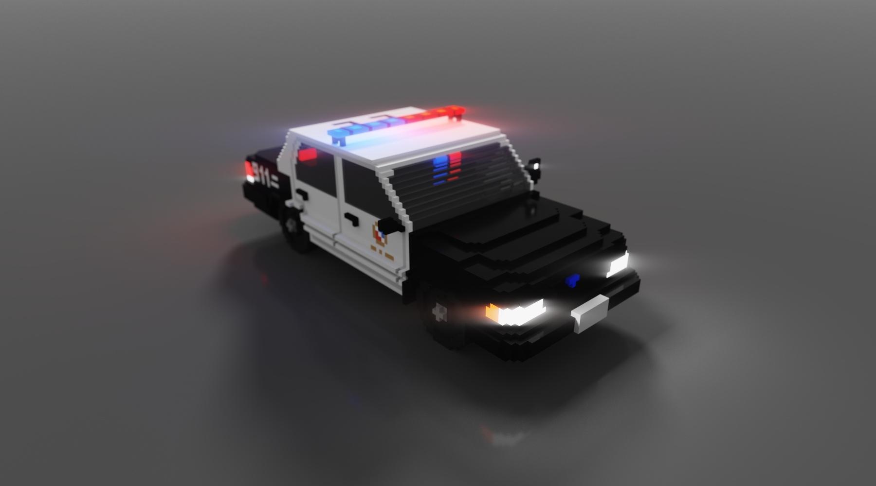 Что поменялось за это время? — Pixel Cops — DevTribe: Разработка игр (Android, pixel, windows)
