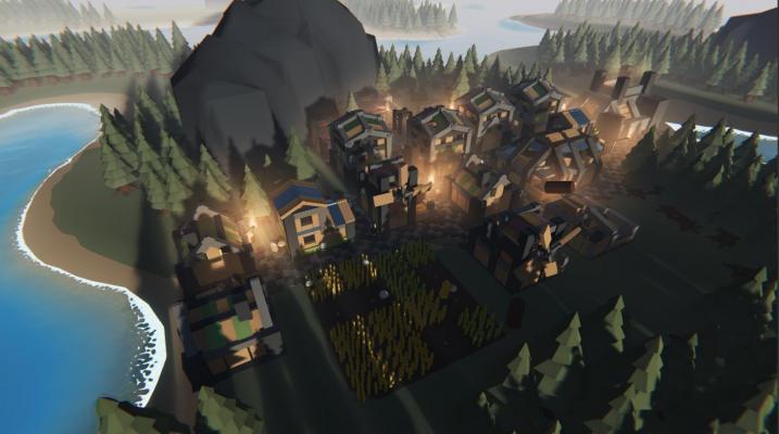 1 год разработки — Make Your Kingdom — DevTribe: инди-игры, разработка, сообщество