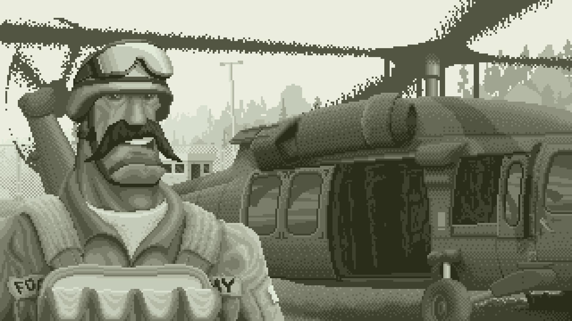 Gunpowder on The Teeth: Arcade — DevTribe: Разработка игр