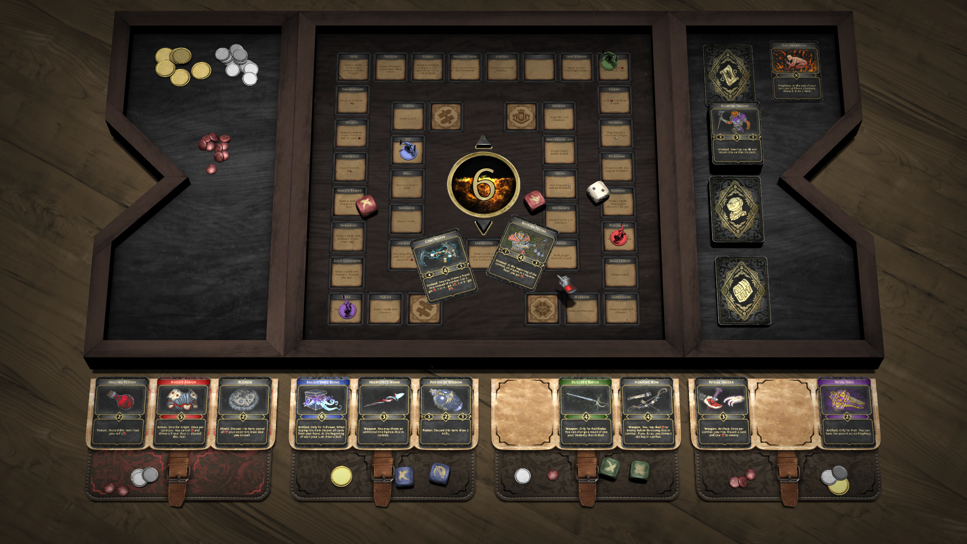 Fated Kingdom — DevTribe: Разработка игр