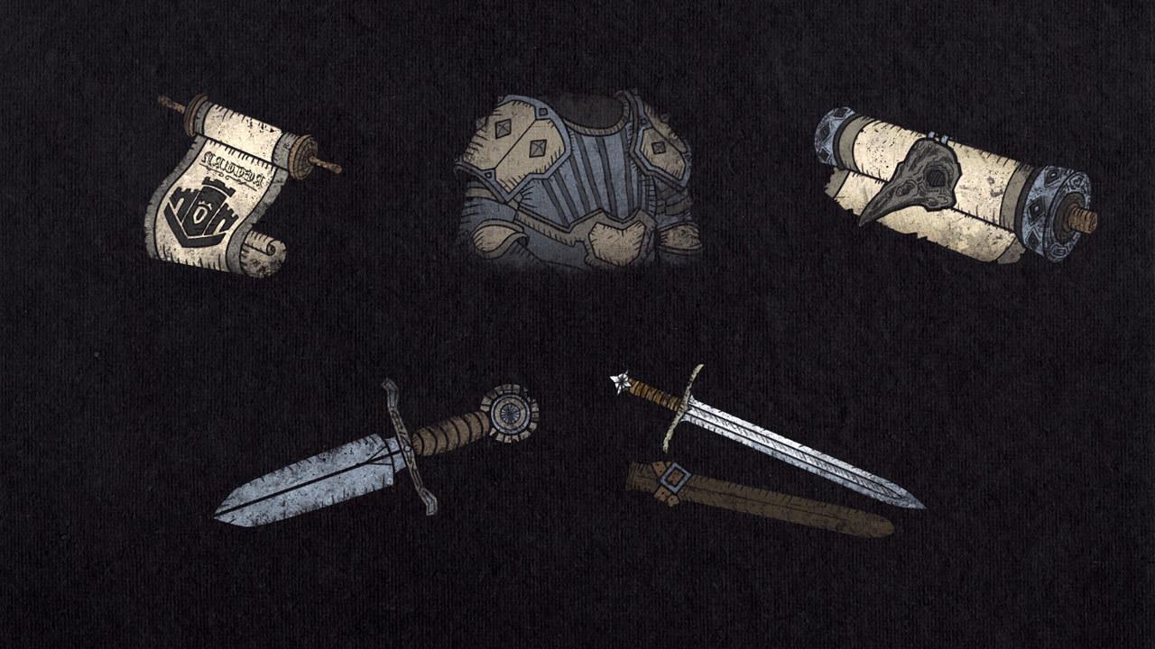 Разработка Fated Kingdom #1 - идея создания игры — Fated Kingdom — DevTribe: Разработка игр (board game, indie, дневники разработки, Инди, инди, настолка, настольная игра)