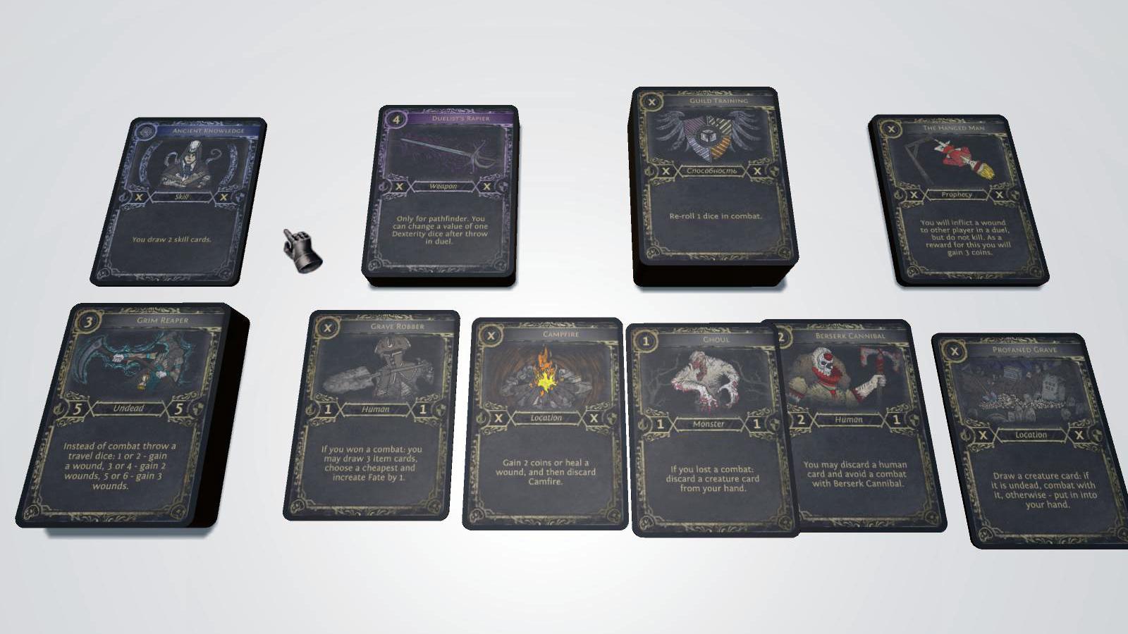 Разработка Fated Kingdom #2 - как мы делали карты — Fated Kingdom — DevTribe: Разработка игр (board game, cards, indie, tabletop, Инди, инди, карты, настолка, настольная игра)