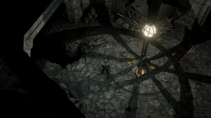 Spark in the Dark — DevTribe: инди-игры, разработка, сообщество