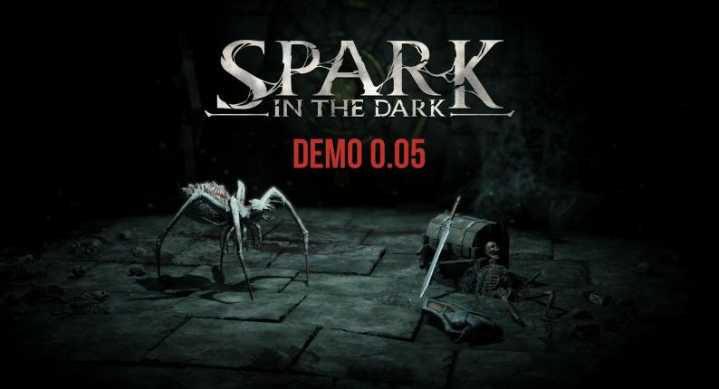 Новая демо-версия RPG Spark in the Dark (0.05)