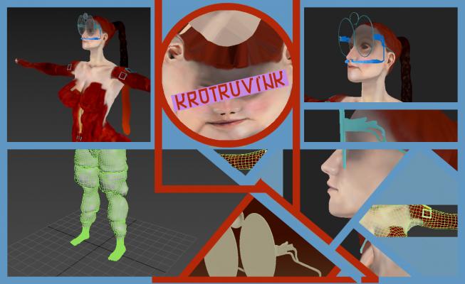 ЧЕМОДАН N6-N4-N6, — Krotruvink — DevTribe: инди-игры, разработка, сообщество (krotruvink, ue4, valdram, разработка игр)