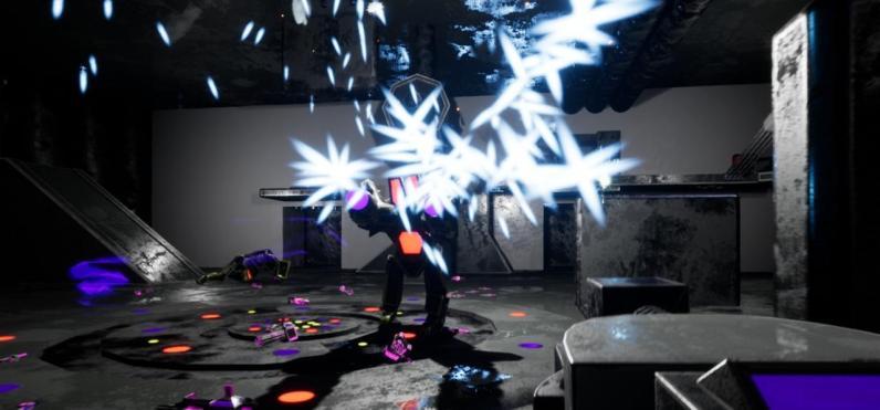 Энергетическая атака. — TitanY — Exterminator — DevTribe: инди-игры, разработка, сообщество