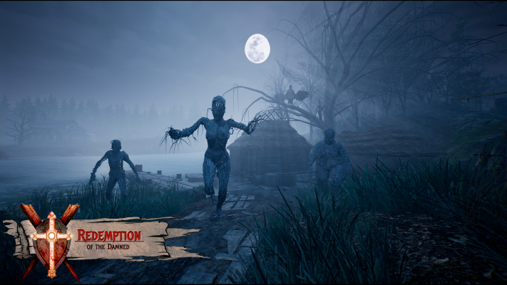 Redemption of the Damned — DevTribe: инди-игры, разработка, сообщество