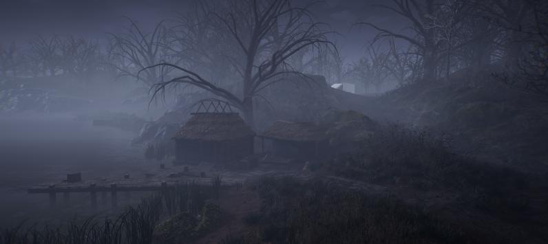 Дневник разработчика #5. Туман — Redemption of the Damned — DevTribe: инди-игры, разработка, сообщество (Steam, Unreal Engine, инди игры, пк игры, хоррор)