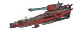 Крейсер — Новый арт флота и вакансия 3Д-дизайнера — StarPlosion — DevTribe: инди-игры, разработка, сообщество (3д-дизайнер, rts, Арт, арт)