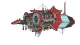Колонизатор — Новый арт флота и вакансия 3Д-дизайнера — StarPlosion — DevTribe: инди-игры, разработка, сообщество (3д-дизайнер, rts, Арт, арт)